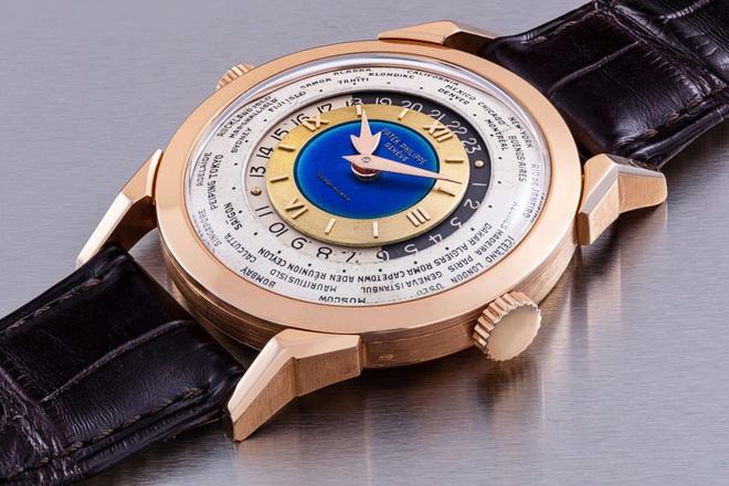 Những chiếc đồng hồ đeo tay đắt nhất thế giới từng được bán đấu giá - 6