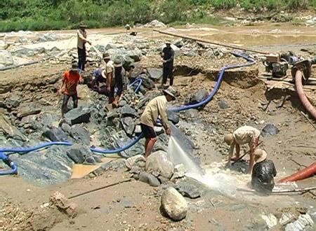 Phạt tới 2 tỷ đồng đối với vi phạm hành chính lĩnh vực khoáng sản