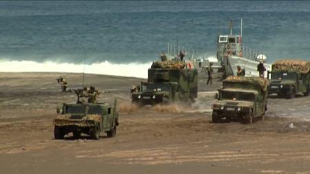 Khoảng 6000 binh sỹ cùng hàng trăm máy bay, tàu chiến sẽ tham gia tập trận