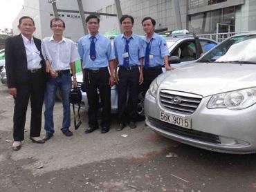 Một doanh nghiệp trình báo bị cướp 32 chiếc taxi