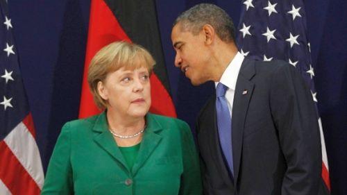 Đức - Mỹ sắp ký thỏa thuận không do thám nhau