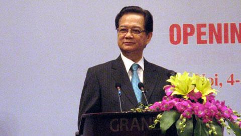 Thủ tướng Nguyễn Tấn Dũng: Việt Nam - địa điểm đầu tư hấp dẫn