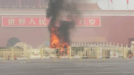 """Trung Quốc """"trảm"""" tướng quân đội tại Tân Cương sau vụ khủng bố"""