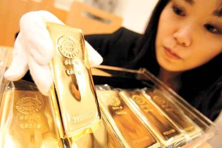 Trung Quốc sẽ tiêu thụ trên 1.000 tấn vàng trong năm 2013