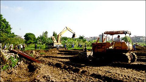 Sửa Luật Đất đai: Ủy ban Nhân dân không có quyền thu hồi đất