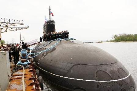 """Tàu ngầm Việt Nam thay đổi """"cán cân sức mạnh hải quân ở Biển Đông"""""""