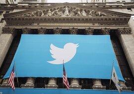 Cổ phiếu Twitter tăng vọt 73% ngày đầu tiên giao dịch