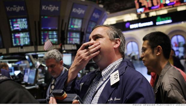Chứng khoán toàn cầu lao dốc do GDP Mỹ quý III bất ngờ tăng vượt dự báo