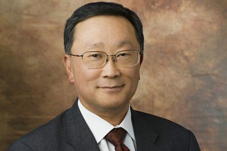John Chen, CEO mới của BlackBerry là ai?
