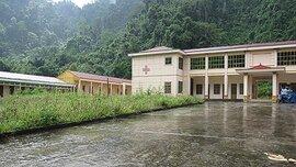 Sáu năm bỏ hoang một bệnh viện hiện đại