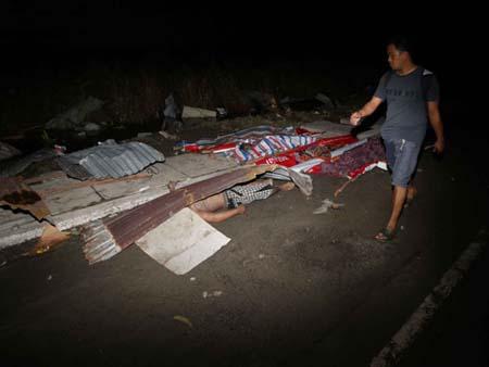 Philippines: 10.000 người có thể đã thiệt mạng vì bão Haiyan