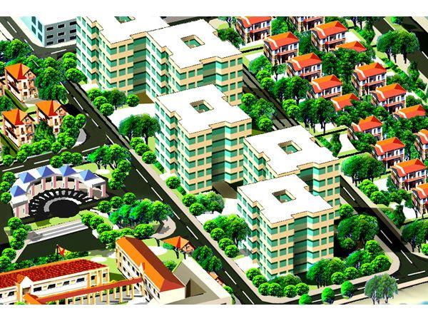 Đất Xanh muốn bán dự án Tân Vũ Minh - Bình Dương Riverside