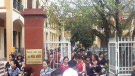 500 tiểu thương đóng cửa, bãi chợ phản đối khung giá thuê ki ốt