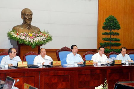 Thủ tướng đề nghị Chính phủ có 5 Phó Thủ tướng