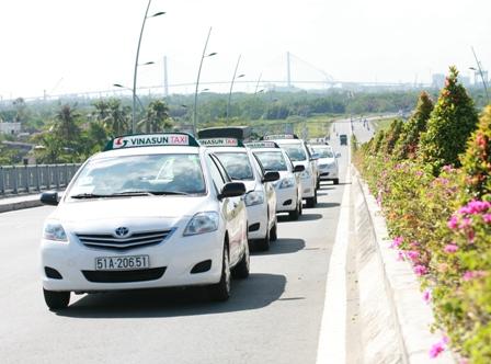 Taxi Vinasun lãi 9 tháng gần chạm kế hoạch cả năm