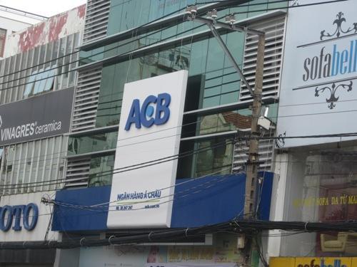 ACB rơi vào diện buộc phải bán nợ xấu cho VAMC