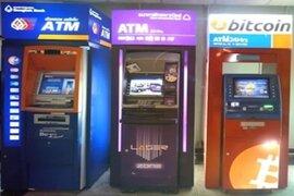 Máy ATM đầu tiên cho phép giao dịch tiền ảo Bitcoin