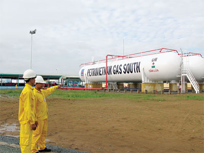 Tiền mặt của GAS lớn hơn vốn điều lệ ngân hàng cỡ nhỏ