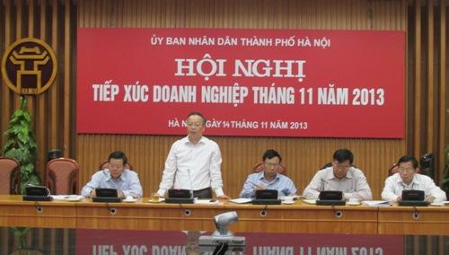 Hà Nội: Doanh nghiệp được vay lãi suất 6,5%/năm