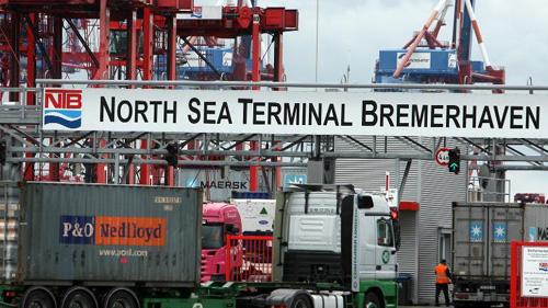 EC điều tra Đức vì thặng dư thương mại quá cao
