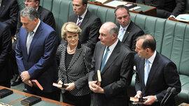 Chính phủ Australia có nguy cơ đóng cửa do thiếu tiền