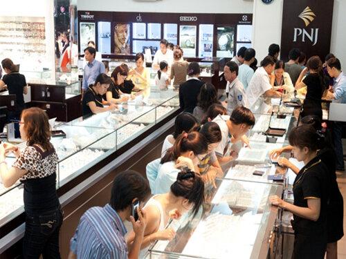Vàng bạc Phú Nhuận lợi nhuận 9 tháng giảm 42%