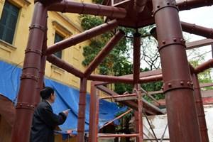 Hà Nội: Khẩn trương bảo vệ biệt thự cổ 37 Quang Trung