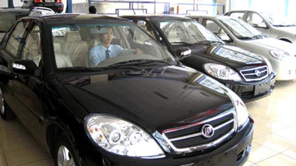 Thận trọng khi vay ngân hàng mua ô tô cũ