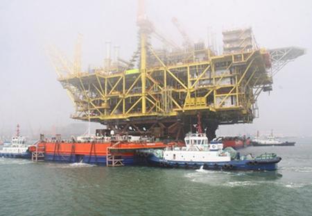 Trung Quốc sắp khai thác khí gas tầng nước sâu ở Biển Đông