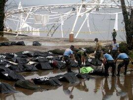 Số người chết vì bão tại Philippines lên hơn 3.600 người