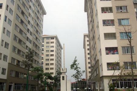 Hà Nội xem xét thêm các dự án chuyển sang nhà ở xã hội