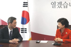 Hàn Quốc-Trung Quốc tiến hành đàm phán về FTA