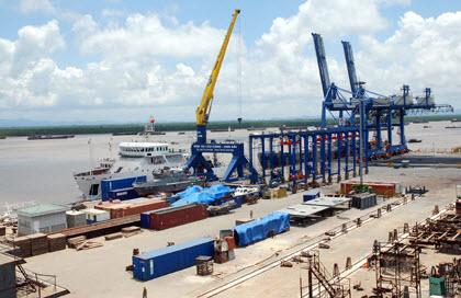 Dồn vốn cho cảng Bắc, Gemadept chi 468 tỷ đồng cho Nam Hải Đình Vũ