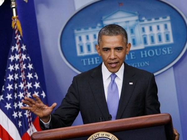 Tỷ lệ cử tri ủng hộ ông Obama sụt giảm nghiêm trọng