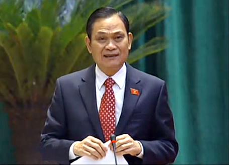 Nếu tình trong sáng kết hợp với lý thì chúng tôi khuyến khích, Bộ trưởng Nguyễn Thái Bình nói