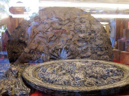 Thú chơi cổ vật bằng trầm tiền tỷ xa xỉ của đại gia Việt