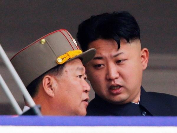 Lãnh đạo Triều Tiên lần đầu tiên họp với an ninh quân đội