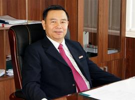 """""""Đi trong sông"""" cùng CEO KienLongBank"""