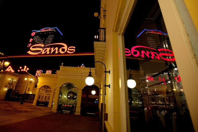 LasVegas Sands theo đuổi dự án casino ở Việt Nam