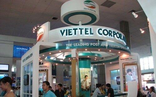 Viettel gặt lãi gần 600 tỷ đồng từ thị trường nước ngoài