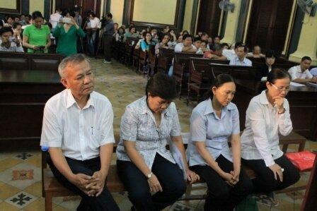 Đại án tham nhũng tại Vifon: Chủ mưu Nguyễn Thanh Huyền lĩnh án 30 năm tù