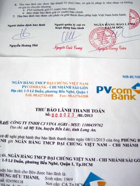Lừa đảo hàng trăm triệu đồng bằng chứng thư ngân hàng giả mạo
