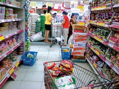 GDP và 'con đường mì gói'
