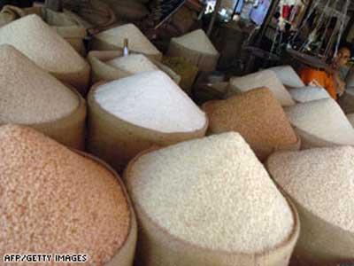 Xuất khẩu gạo: Chính ngạch khó khăn, tiểu ngạch nhộn nhịp