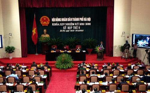 Hà Nội muốn đạt thu nhập 58 triệu đồng/người năm 2014