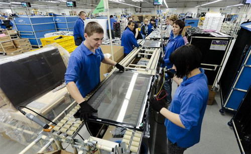 Sản lượng sản xuất Việt Nam cao nhất hơn 2 năm