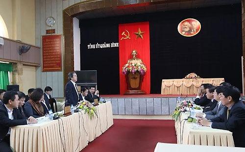 Nợ xấu và điều bất ngờ ở Quảng Bình