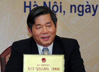 Bộ trưởng Bùi Quang Vinh: Hãy