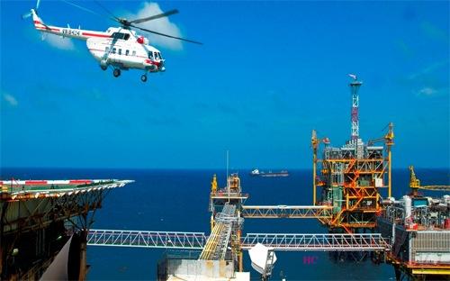 """Trữ lượng dầu mỏ của Việt Nam tại Đông Á """"chỉ sau Trung Quốc"""""""