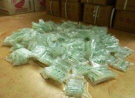 Nhiều độc tố cấm dùng trong lô 80.000 ống thuốc kích phọt